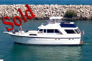 1972 53 Hatteras Motor Yacht, sale, donation, usa