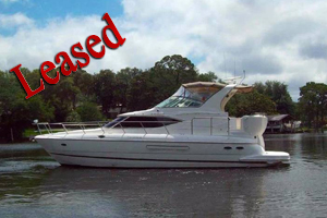1999 43 Cruisers, sale, lease, boat donation