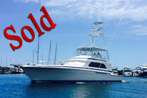 2001 60 Bertram Motor Yacht, sale, lease, florida