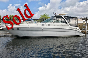 2003 38'  Sea Ray, lease, sale, florida