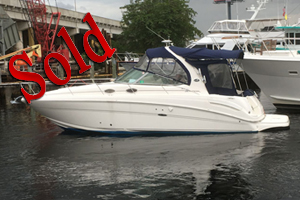 2004 30 Sea Ray, lease, sale, florida