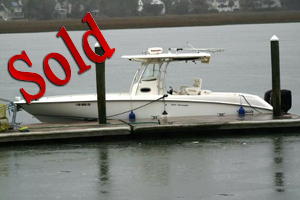 2004 32 Boston Whaler 320 Outrage, donate your boat