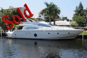 2006 64' Aicon Motor Yacht for sale, lease
