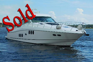 2006 36' Chris Craft Corsair Heritage, lease, sale, florida