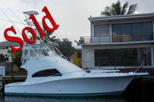 2005 41' Luhrs Convertible, lease a yacht, yacht donation