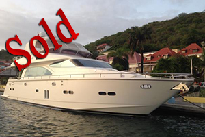 2009 76 Horizon Motor Yacht for lease, sale, florida